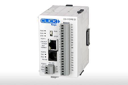 c0 11dre d koyo click plc rh plcdirect eu Click plc Sensor Wiring plc Input Cable Connection