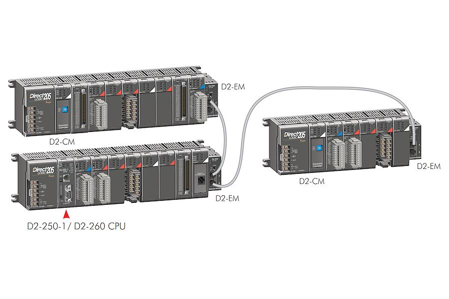 D2-CM Automation Direct  Expansion Controller D2CM   X51